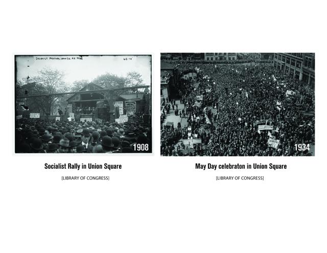 Union Square_History